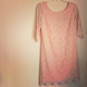 Tinley size large dress